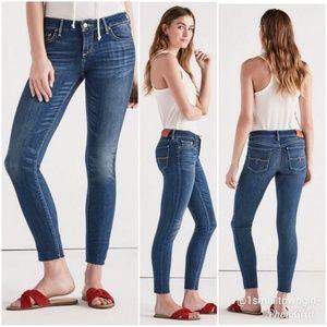 Lucky Brand Lolita Skinny jeans blue 10